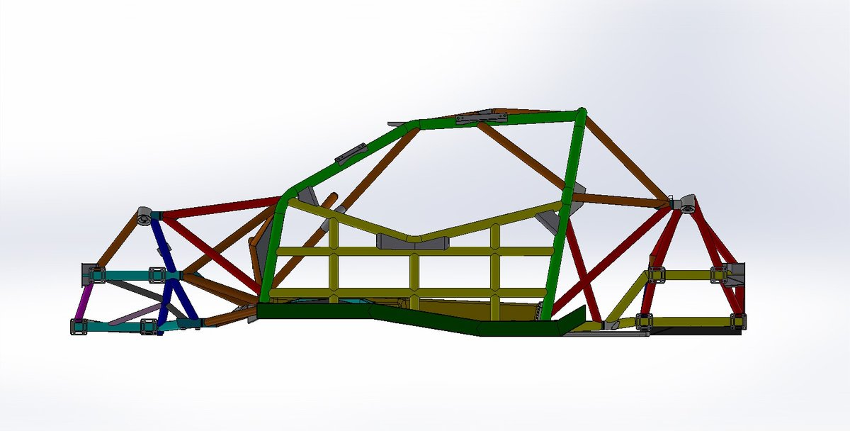 CAD drawings of Gen3 chassis