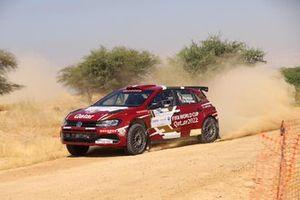Nasser Al-Attiyah, Mathieu Baumel, Volkswagen Polo GTI R5