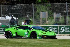 #19 GRT Grasser Racing Team Lamborghini Huracan GT3, GTD: Misha Goikhberg