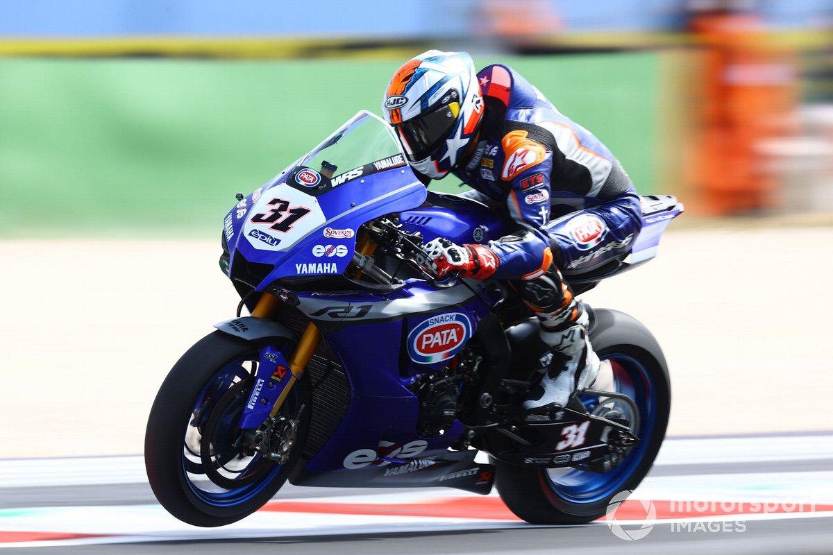 Garrett Gerloff, GRT Yamaha WorldSBK Team