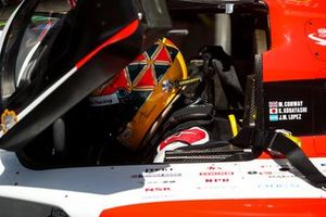 #7 Toyota Gazoo Racing Toyota GR010 - Hybrid: Mike Conway
