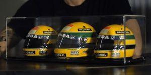 Capacetes Senna 1