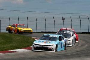 Michael Annett, JR Motorsports, Chevrolet Camaro Pilot Flying J Summer is a Go