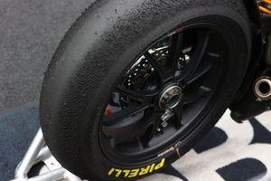 Scott Redding, Aruba.It Racing – Ducati, neumático después de la clasificación