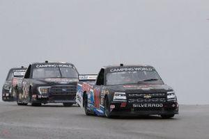 Camden Murphy, Spencer Davis, Toyota Tundra Inox Supreme Lubricants