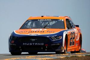 Joey Logano, Team Penske, Ford Mustang Autotrader