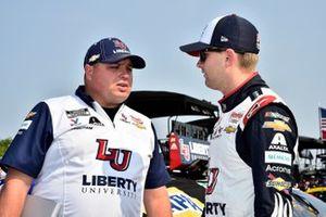 Rudy Fugle, William Byron, Hendrick Motorsports, Chevrolet Camaro Liberty University