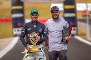 Julio Campos e Leo Torres