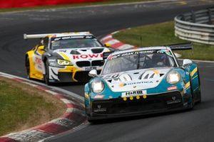 #350 Porsche 911 GT3 Cup MR: Noah Nagelsdiek, Florian Naumann, Hendrik Von Danwitz