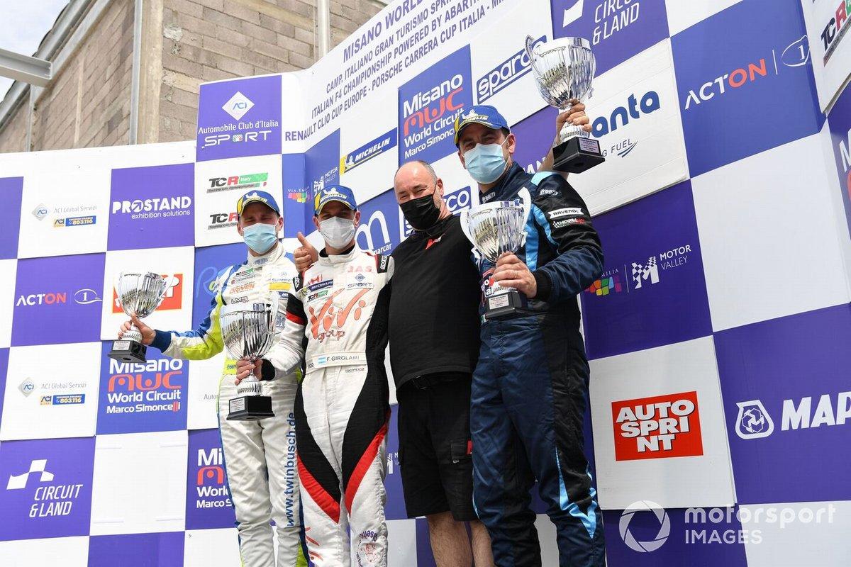 Antti Buri, Target Competition, Franco Girolami, MM Motorsport, Nicola Baldan, Target Competition