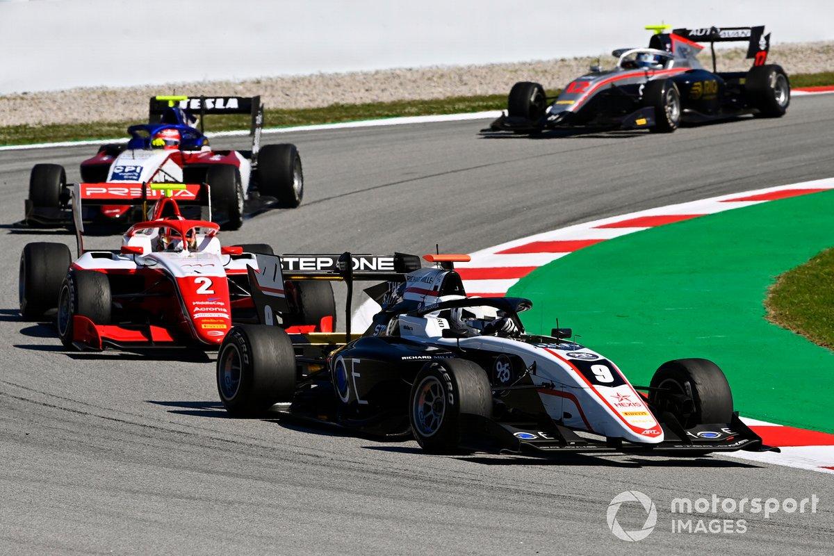 Juan Manuel Correa, ART Grand Prix, Arthur Leclerc, Prema Racing