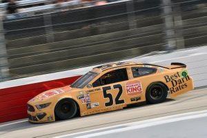 Josh Bilicki, Rick Ware Racing, Ford Mustang Insurance King Throwback