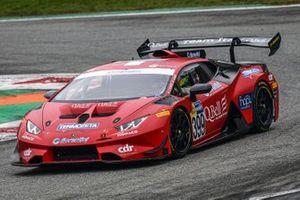#399 Team Italy, Lamborghini Huracan Super Trofeo Evo: Ermanno Dionisio, Giacomo Barri
