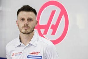 Elliot Parkes, Haas mechanic