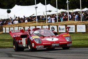 Mario Andretti Ferrari 512S