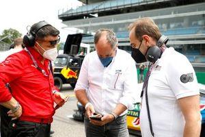 Gerhard Berger, ITR Chairman, Amato Ferrari, Team principal AF Corse