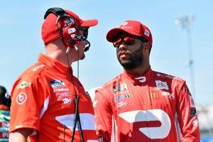 Bubba Wallace, 23XI Racing, Toyota Camry DoorDash