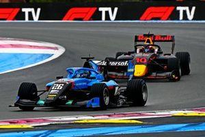 Calan Williams, Jenzer Motorsport, Jak Crawford, Hitech Grand Prix
