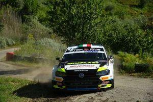 Marco Signor, Francesco Pezzoli, Sama Racing, Volkswagen Polo GTI R5
