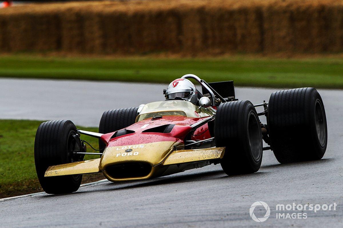 Mario Andretti, Lotus 49B
