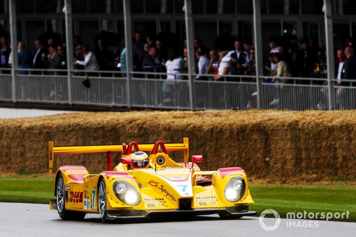 Roger Penske, Porsche RS Spyder