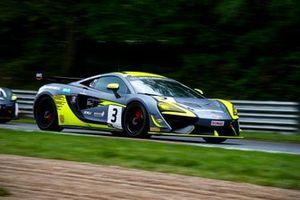 #3 Alain Valente / Michael Benyahia - Team Rocket RJN McLaren 570S GT4
