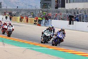 Garrett Gerloff, GRT Yamaha WorldSBK Team, Chaz Davies, Team GoEleven