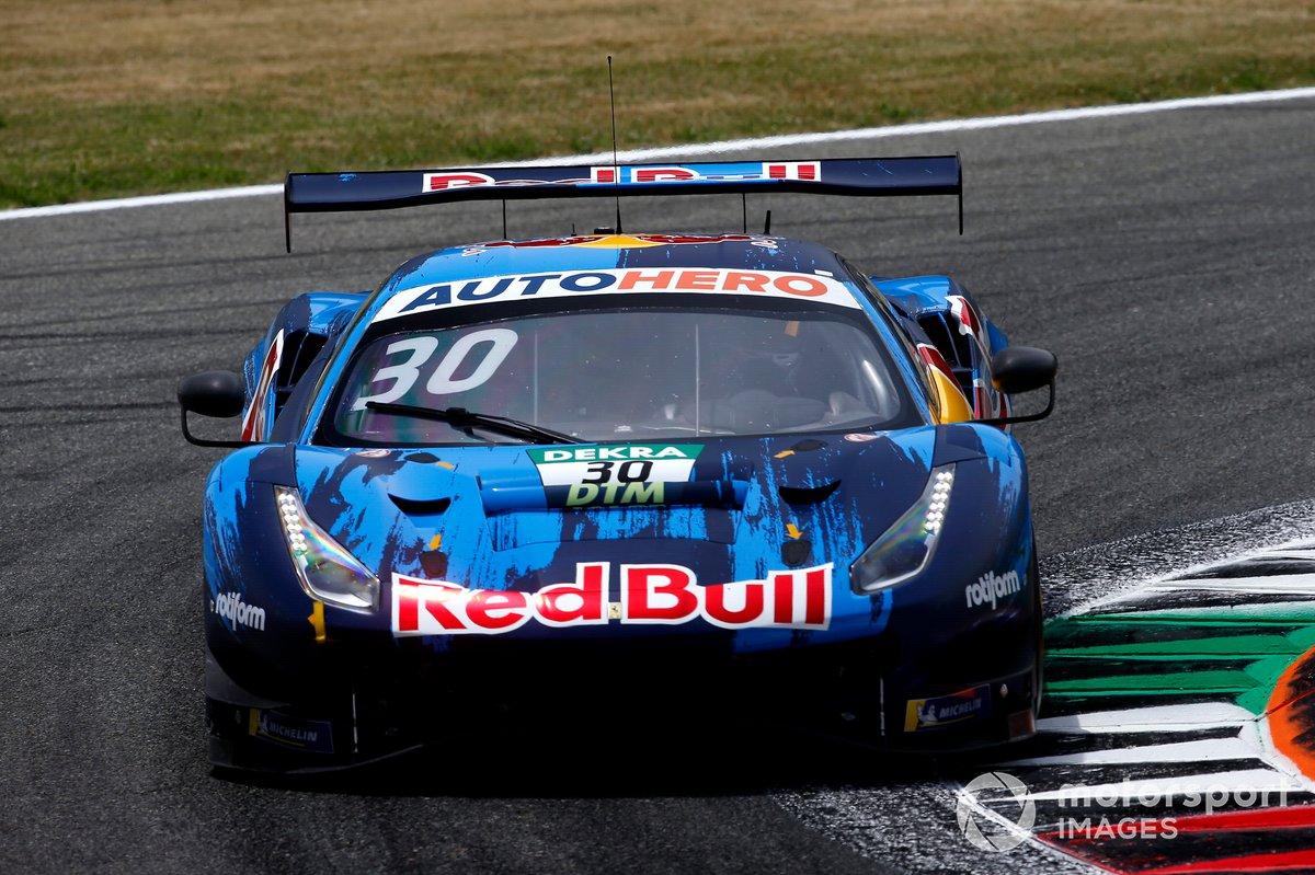 Liam Lawson (Ferrari 488 GT3 Evo): Monza 2021