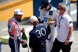 Liam Lawson, AF Corse, Maximilian Götz, Haupt Racing Team, Vincent Abril, Haupt Racing Team