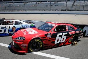 Timmy Hill, Motorsports Business Management, Ford Mustang ATS Alarm Tech