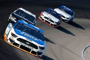 Matt DiBenedetto, Wood Brothers Racing, Ford Mustang Quick Lane Tire & Auto Center, Aric Almirola, Stewart-Haas Racing, Ford Mustang Smithfield