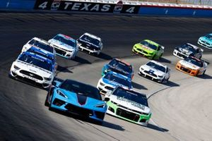 Tyler Reddick, Richard Childress Racing, Chevrolet Camaro iCashautos/I Am Second, Chris Buescher, Roush Fenway Racing, Ford Mustang Fastenal