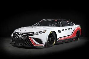 Toyota Camry in der Gen7-Version für die NASCAR Cup-Saison 2022