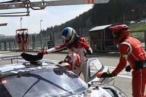 #83 AF Corse, Ferrari 488 GTE Evo: Alessio Rovera