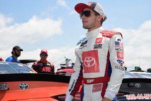 Santino Ferrucci, Sam Hunt Racing, Toyota Supra Moery / Manatawny Still Works