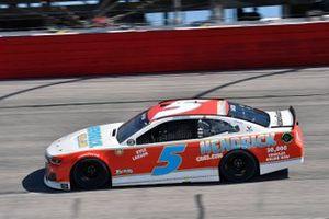 Kyle Larson, Hendrick Motorsports, Chevrolet Camaro HendrickCars.com Throwback