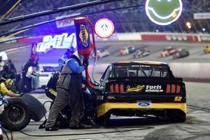 Josh Bilicki, Rick Ware Racing, Ford Mustang Junction Fuels Throwback