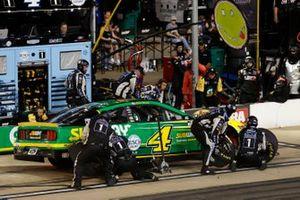 Kevin Harvick, Stewart-Haas Racing, Ford Mustang Subway Delivery
