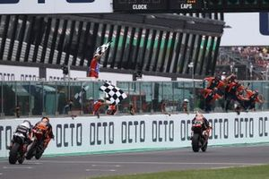 Raul Fernandez, Red Bull KTM Ajo Moto2 race,