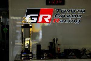 Toyota Gazoo Racing trophy