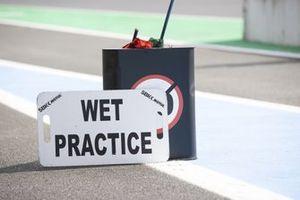 Wet Practice: Regentraining