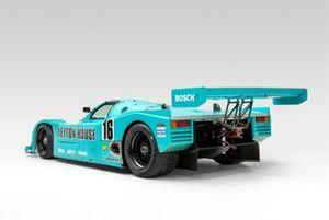 1988 Porsche Kremer Racing, Porsche 962C, chassis CK6-01