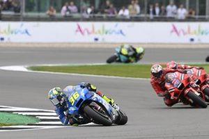 Joan Mir, Team Suzuki MotoGP, Jack Miller, Ducati Team, Francesco Bagnaia, Ducati Team