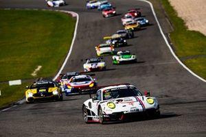 #25 Huber Motorsport Porsche 911 GT3 R: Alexander Mies, Achim Thyssen, Klaus Rader