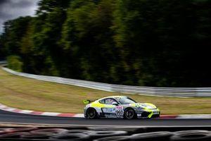 #960 W&S Motorsport Porsche 718 Cayman GT4 CS: Daniel Blickle, Tim Scheerbarth, Max Kronberg