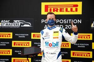 Pole sitter #13 Team Zakspeed Mobil Krankenkasse Racing Mercedes-AMG GT3 Evo: Jules Gounon