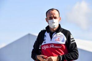 Robert Kubica, test- en reservecoureur, Alfa Romeo Racing