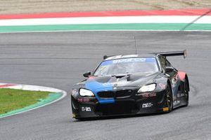#7 Ceccato Motors Racing-BMW Team Italia, BMW M6 GT3: Stefano Comandini, Marius Zug,