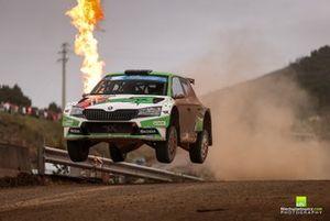 Андреас Миккельсен, Skoda Fabia Rally2 evo