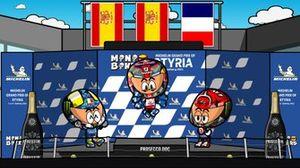 El GP de Estiria de MotoGP 2021, según MiniBikers